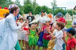 Химический праздник на свежем воздухе